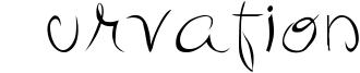 Curvation Font