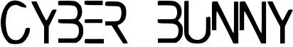 Cyber Bunny Font