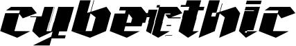 Cyberthic Font