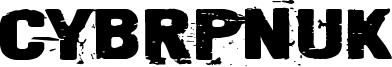 Cybrpnuk Font
