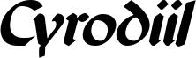 Cyrodiil Bold Italic.otf