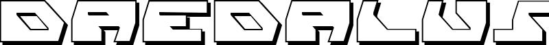 Daedalus Font