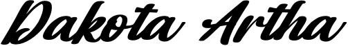Dakota Artha Font