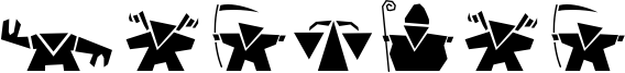 Damgram Font