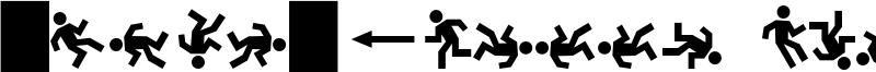 Dancefloor Exit Font