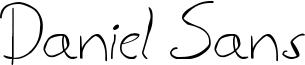 Daniel Sans Font