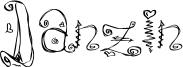 Danzin Font