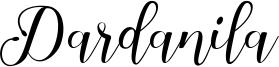 Dardanila Font