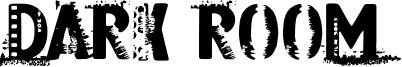 Dark Room Font