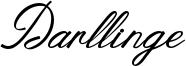 Darllinge Font