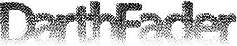DarthFader Font