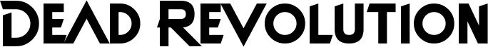 Dead Revolution Font