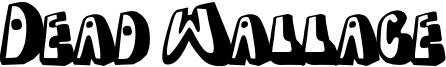Dead Wallace Font