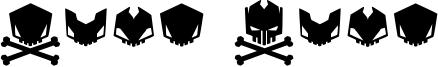 Dead Head Font