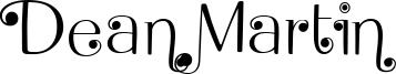 DeanMartin-Swing.ttf