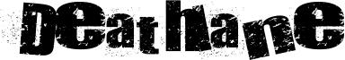 Deathlane Font