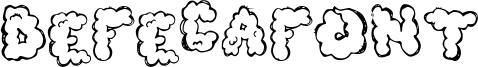 Defecafont Font