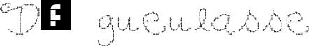 Dégueulasse Font