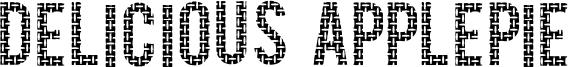Delicious Applepie Font