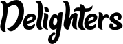 Delighters Font