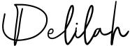 Delilah Font