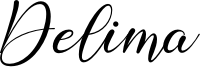 Delima Font