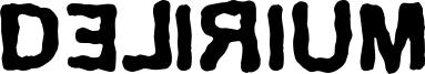 Delirium Font