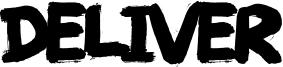 Deliver Font
