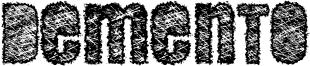 Demento Font