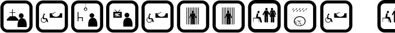 Depressive Icon Font