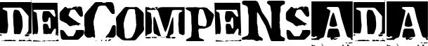Descompensada Font
