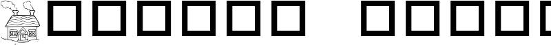 Destiny Little Houses Font