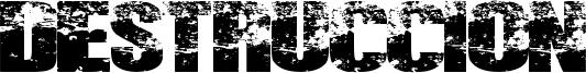 Destruccion Font