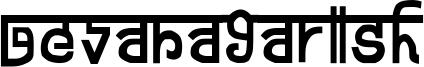 Devanagarish Font