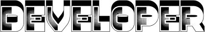 Developer Font