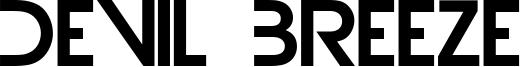 Devil Breeze Font