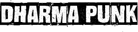 Dharma Punk Font