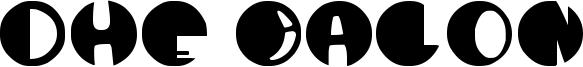 Dhe Balon Font