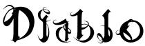 Diablo Font