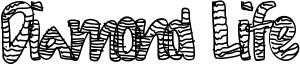 Diamond Life Font