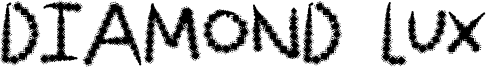 Diamond Lux Font