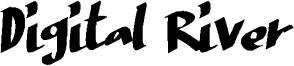 Digital River Font