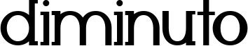 Diminuto Font