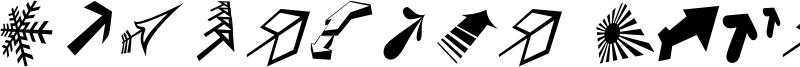 Dingsbums Bats Font