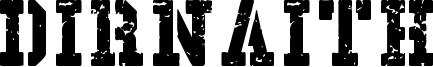 Dirnaith Font