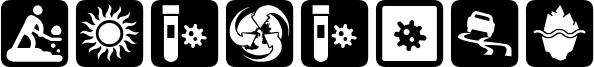 Disaster Font