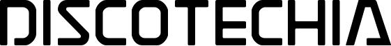Discotechia Font