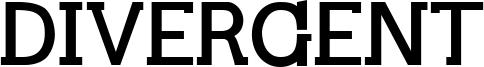 Divergent Font