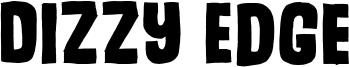 Dizzy Edge Font
