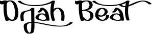 Djah Beat Font
